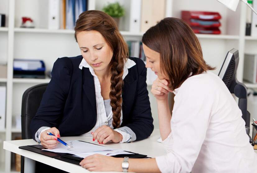 Erfolgreiches Teammanagement, Mitarbeitergespräch
